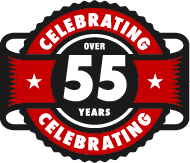 Celebrating Over 55 Years